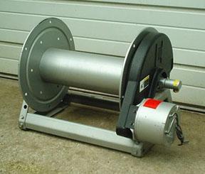 1080 hannay rewind hose reel for Hannay hose reel motor