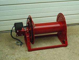 1082 hannay rewind hose reel for Hannay hose reel motor