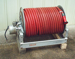 2020 hannay rewind hose reel for Hannay hose reel motor