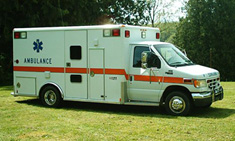 2003 FORD E-450 AMBULANCE