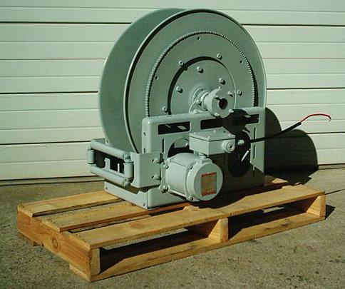 Stock 1028 hannay electric rewind hose reel specs for Hannay hose reel motor
