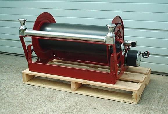Hannay rewind hose reel 1019 for Hannay hose reel motor