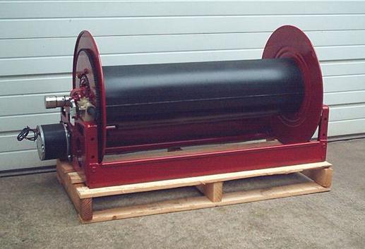 Hannay rewind hose reel 1023 1024 for Hannay hose reel motor