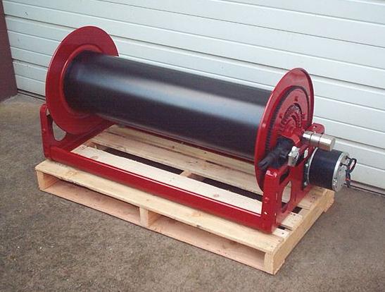 Hannay rewind hose reel 1020 1021 1022 for Hannay hose reel motor